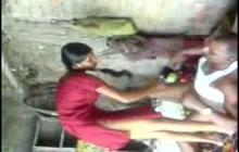 Skinny Indian wife banged hard and deep