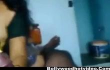 Desi Bhabhi sucking cock