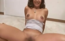 Indian girl fucked and facialized POV style
